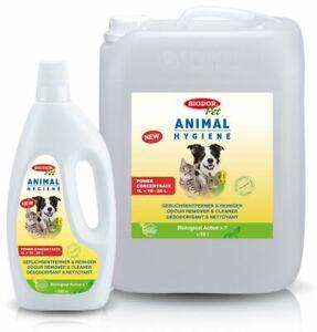 Biodor Pet Animal Hygiene 10L Konzentrat Geruchsentferner Hund (€11,00/L)