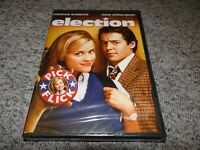 ELECTION Widescreen DVD 2013 Reese Witherspoon/Matthew Broderick NEW & SEALED