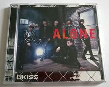 U-KISS ALONE CD Single First Japan Press K-POP Bonus Track Kpop