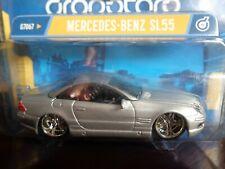 MERCEDES BENZ SL55 HOT WHEELS 1/50 DROPSTARS 2004