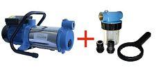 GÜDE MP/120/5A/GJ 94188 Gartenpumpe Wasserpumpe Jetpumpe + Filter 94460 NEU