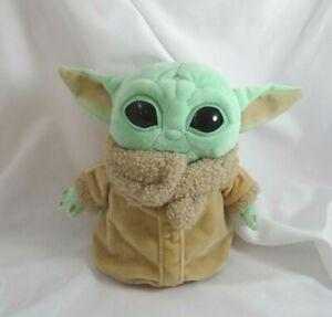 "Star Wars Mattel Mandalorian The Child Baby Yoda Grogu Plush 8"""