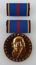 Hufeland Medaille in Bronze, vgl. Band I Nr. 168, Orden2280