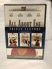 "Studio Classics 3 Dvd Set ""All About Eve,Anastasia,Inn Of The 6th Happiness"