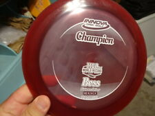 1108 World Distance Record Innova Champion Boss - David Wiggins - Purple - 175g