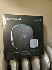 ecobee Ecobee4 Programmable Thermostat wifi smart thermostat, room sensor, Alexa