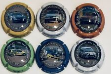 EPERNAY RALLYE 2020  ( Rallye Annulé en mars - épidémie) 6 nouvelles capsules