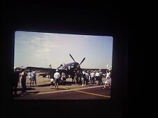 slide confederate air force southern California Show Airport Bearcat Fighter