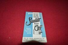 De Laval Speedette Milker Pocket Dealer's Brochure DCPA5