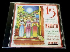 RAMITO - 15 AGUINALDOS DE AQUI - CD