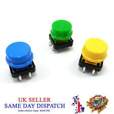 Tactile Switch B3F-4055 Push Buttons 12mmx12mmx7.3mm Tact Momentary