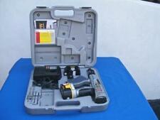 Senco Duraspin Ds 200 144 V Cordless Screw Gun With Case And Manual Etc