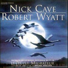 "CD Single Promo Sampler : Nick Cave & Robert Wyatt ""Le peuple migrateur"" (2001)"