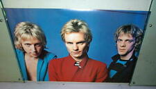 The Police Vintage Group Poster Last One