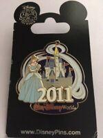 WDW - 2011 Cinderella Castle - Cinderella Pin 81196