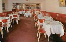 New York City Le Trianon Restaurant Interior View Vintage Postcard J54911