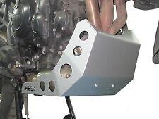 Cubrecarter Defensa protector HEED TRIUMPH TIGER 800 (11-17) acero plata