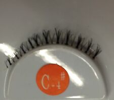 3D Reusable Silk Bottom Eyelashes-#C4