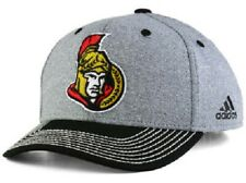 Ottawa Senators NHL adidas Heather Line Change Snapback Hat