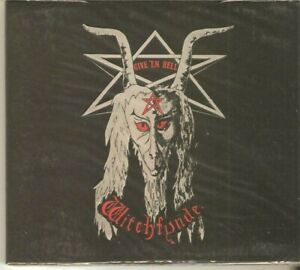 Witchfynde - Give Em Hell ( CD) NEW. + 3 Bonus Tracks