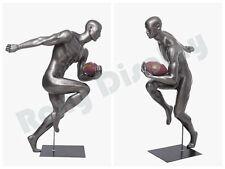 Male Fiberglass Sport Athletic style Mannequin Dress Form Display #MC-BRADY10