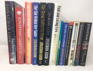 13 x Jonathan Gash Mainly Lovejoy Crime Fiction Job Lot