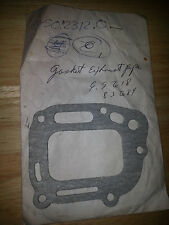 NEW Old Stock OEM Tohatsu Outboard 350-02312-0 Exhaust Pipe Gasket 9.9-18 HP NLA