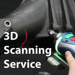 3D Scanner Laser Scanning Service