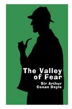 The Valley of Fear - Large Print : A Sherlock Holmes Novel by Arthur Conan...