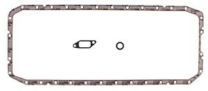 Engine Oil Pan Gasket Set-Std Trans Mahle OS32381
