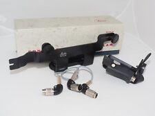 Leicaflex SL2 MOT Tandem cCoupling Device #14185 with grip. Leicaflex SL MOT.