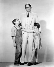TO KILL A MOCKINGBIRD MOVIE PHOTO Poster Print 24x20""