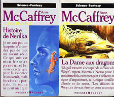 C1 McCaffrey BALLADE PERN Cycle Epidemie DAME DRAGONS / HISTOIRE NERILKA Complet