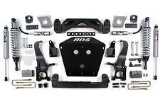 """2007-2015 TOYOTA TUNDRA 4X4 2X4 7"""" LIFT KIT BDS SUSPENSION FOX SHOCK COILOVERS"""