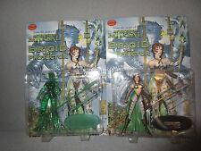 Skybolt Toys Lot Of Two Brigid The Protector And Brigid Emerald Deition*
