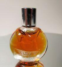 Vintage Chloe by Karl Lagerfeld Parfum Perfume .11 oz Mini Miniature 3.5 ml