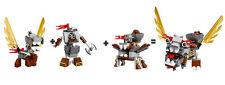 LEGO® Mixels Series 7 Camillot, Mixadel, Paladum = Medival Max! (A+/A