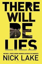 There Will Be Lies by Nick Lake PAPERBACK