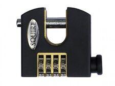 Squire Locks SHCB65 Stronghold Hi-security Padlocks - Black