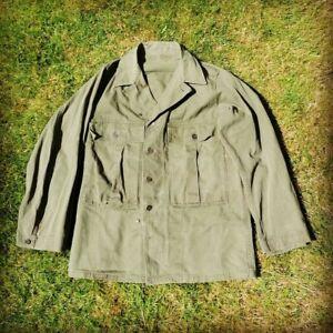 3rd Pattern US WW2 HBT Jacket
