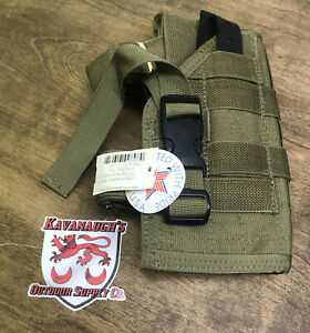 Patriot Materials Forced Entry Holster USA Made Coyote Brown Universal Modular