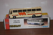 JOAL 1/50TH SCALE DIE-CAST MODEL OF A VOLVO COACH WALLACE ARNOLD REF NO 149