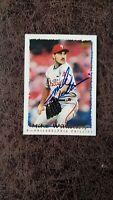 1995 Topps Mike Williams #351 - Philadelphia Phillies - Autographed!