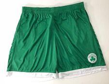 Majestic Mens Boston Celtics Big & Tall Basketball Shorts Green White NBA 4XL