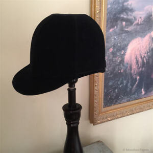 English Riding Hat Lamp Shade Monahan Paper Small and Large