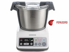 ROBOT DA CUCINA COOKING FOOD PROCESSOR NOVITA' CUOCE IMPASTA CCC200WH KENWOOD