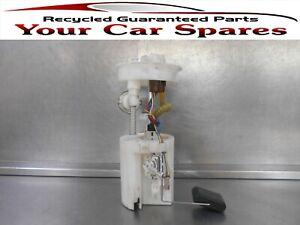 Chevrolet Matiz Fuel Pump with Sender in Tank 1.0cc Petrol 05-09 Mk2