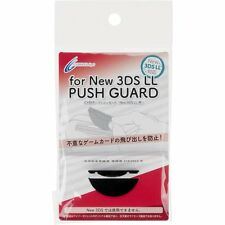 Push Guard Cartridge Slot Cover Black for New Nintendo 3DS XL LL Japan