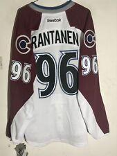 Reebok Authentic NHL Jersey Colorado Avalanche Mikko Rantanen White sz 56