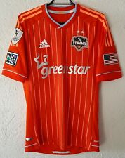 MLS Houston Dynamo Adidas Concacaf 2012 Brian Ching Player Issue Soccer Jersey